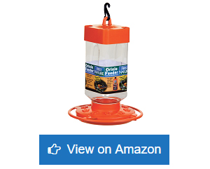 First Nature 3088 32 ounce Oriole Feeder